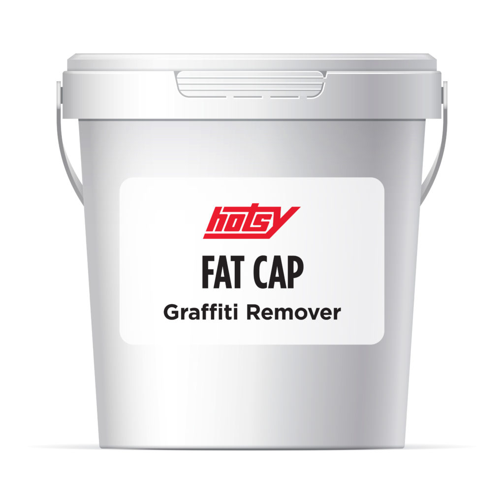 Fat Cap Graffiti Remover