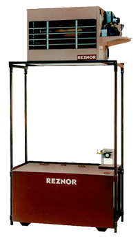 Reznor Tank and Stand