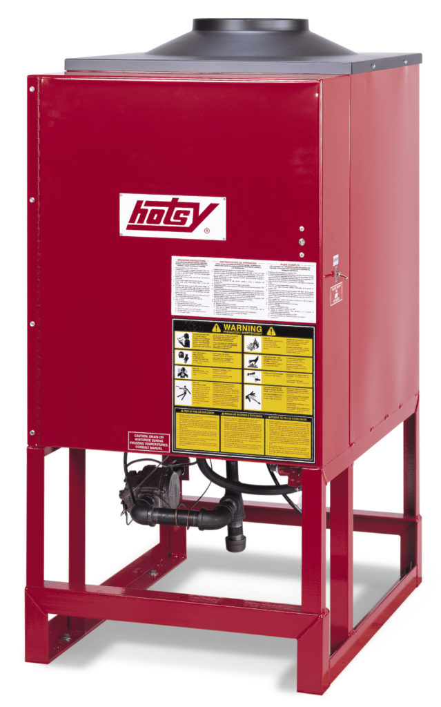 9400 Series Water Heater