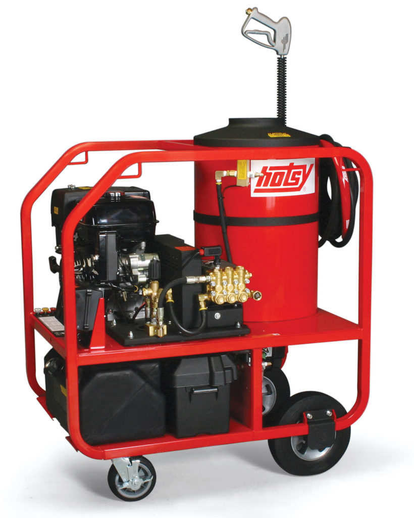 Gas Engine Series – Belt Drive