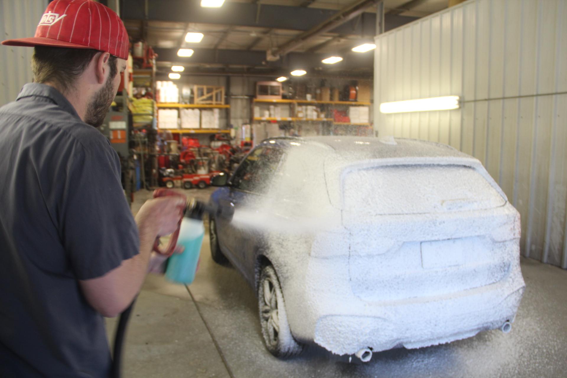 Hotsy Foam Cannon