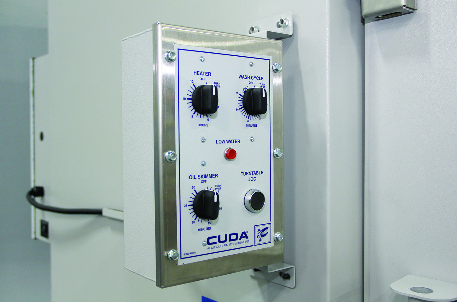 Cuda Front-Load Parts Washer