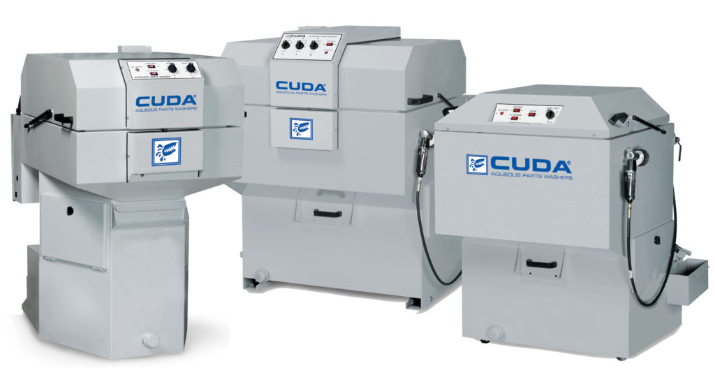 Cuda Top-Load Parts Washer
