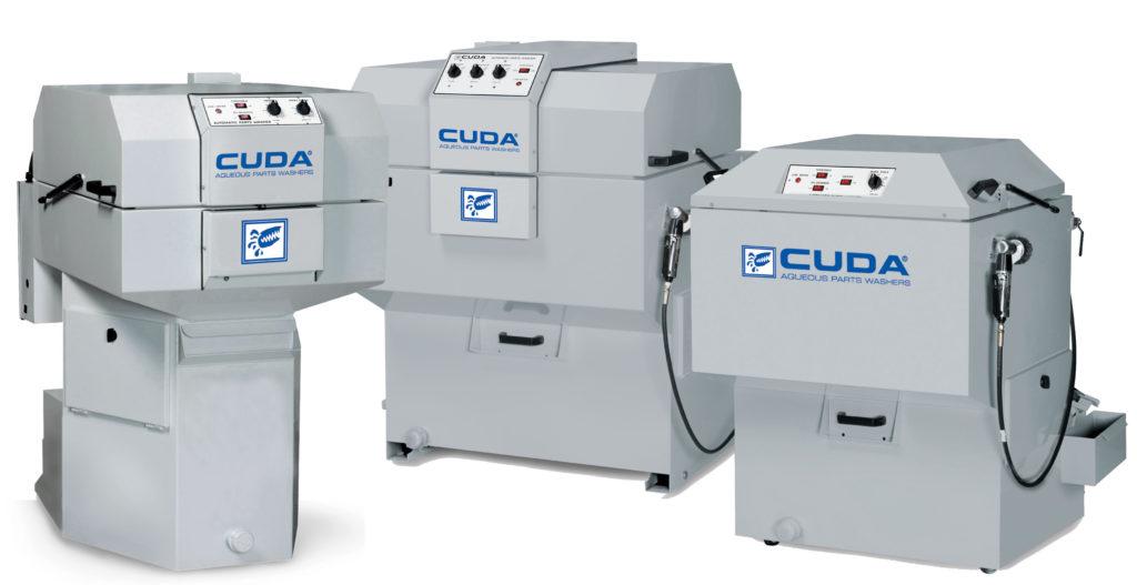Cuda Top-Load Parts Washer