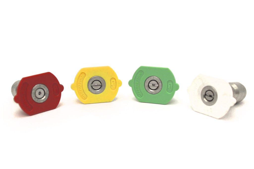Hotsy Quick Coupler Nozzle 4-Pack