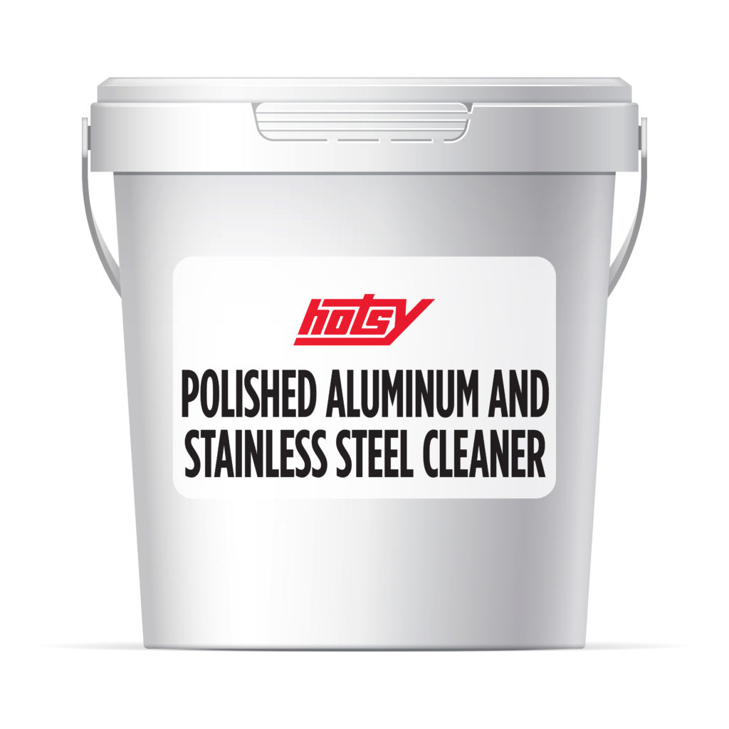 Polished Aluminum and Stainless Steel Cleaner