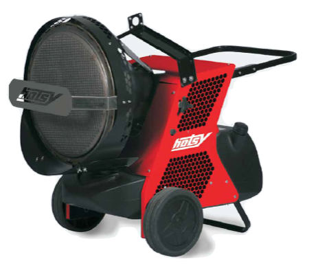 Hotsy HeatMizer Radiant Heater