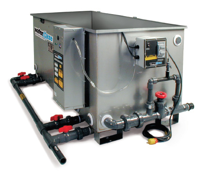 Water Maze Alpha Oil-Water Separator