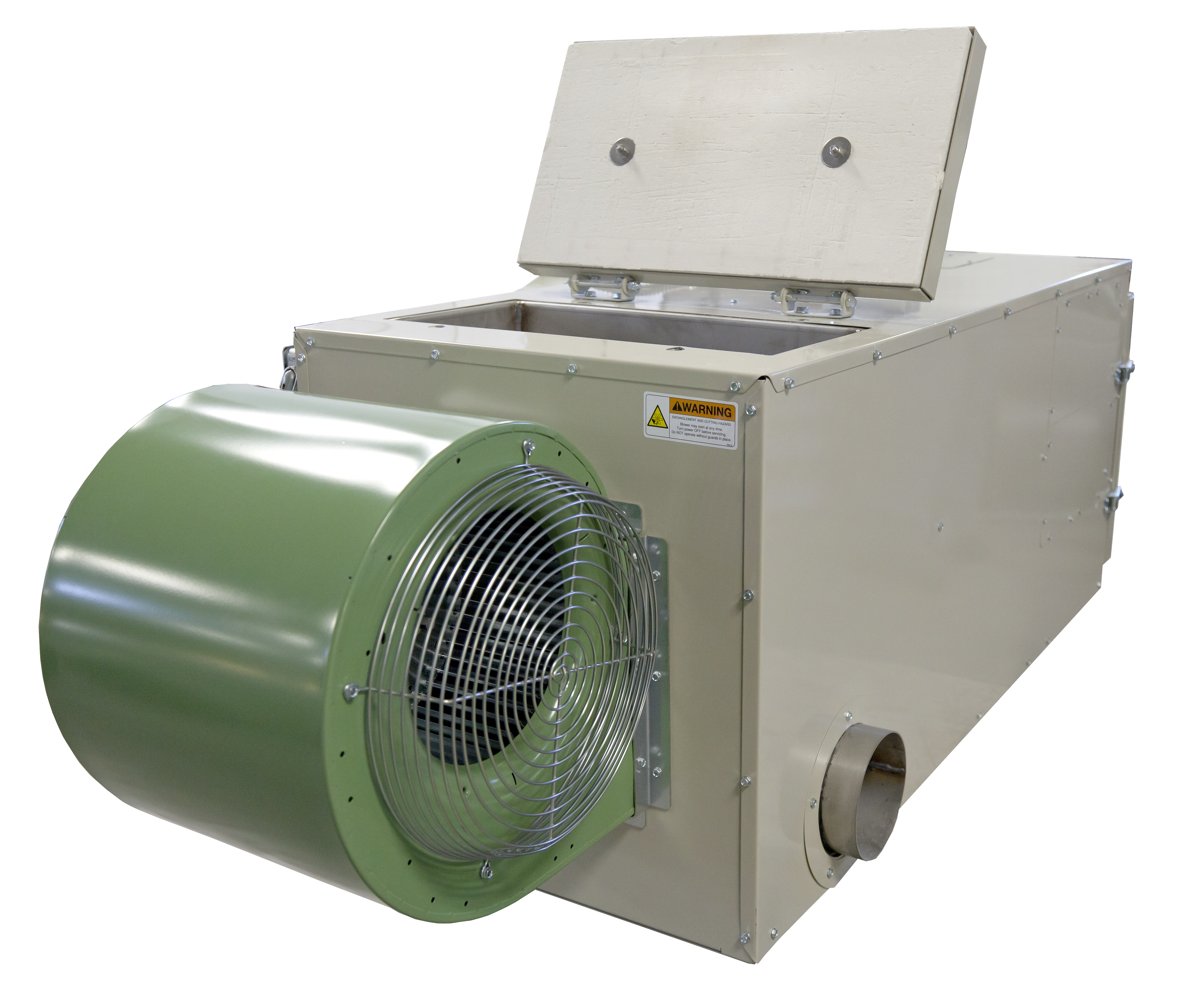 Clean Energy CE-180 Waste Oil Furnace