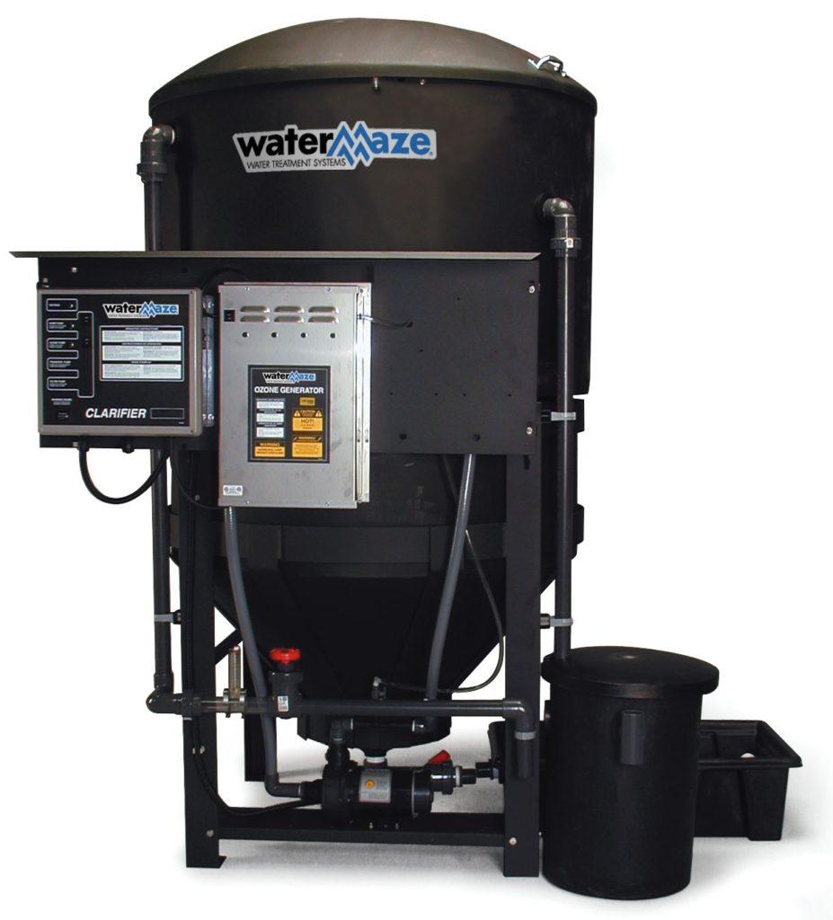 Water Maze CL Water Clarifier