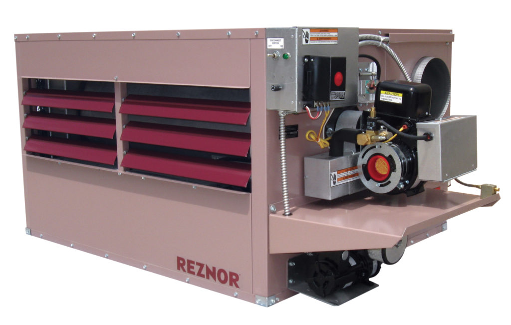 Reznor RA 350-500 Waste-Oil Heater