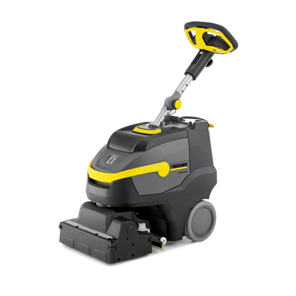 BR 35/12 C BP Compact Scrubber