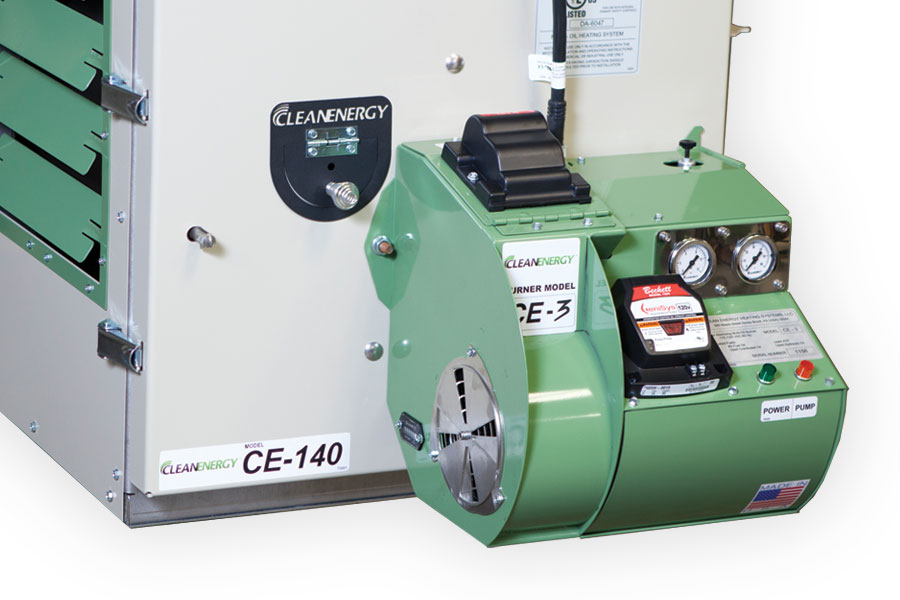 Clean Energy CE-140 Waste Oil Furnace